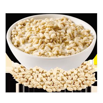 Céréales croustillantes