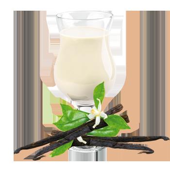 Substitut de repas à la vanille
